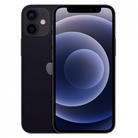 Apple iPhone 12 Mini 128GB Negro - MGE33QL/A