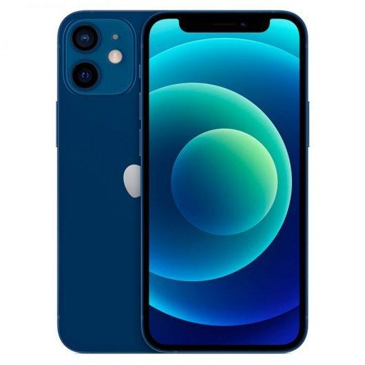 Apple iPhone 12 Mini 128GB Azul - MGE63QL/A