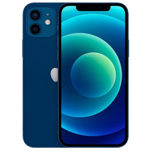 Apple iPhone 12 64GB Azul - MGJ83QL/A