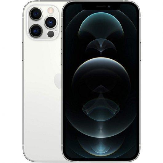 Apple iPhone 12 Pro 256GB Plata - MGMQ3QL/A