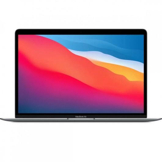 Apple MacBook Air M1 8GB 256GB SSD GPU Hepta Core 13.3' Gris Espacial
