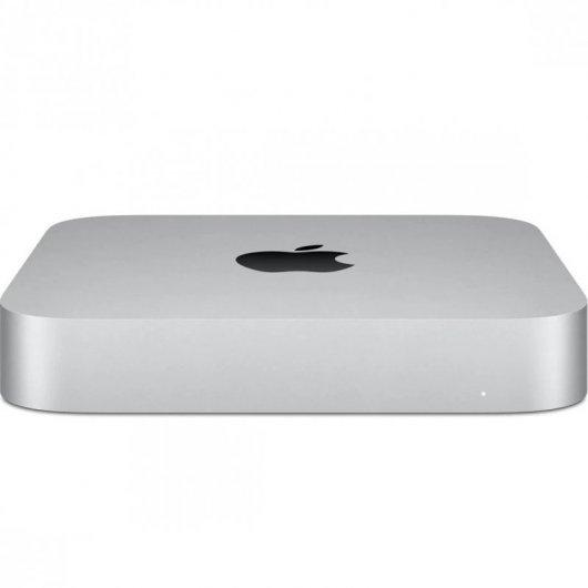 Apple Mac Mini Apple Chip M1 8GB 512GB SSD Plata - MGNT3Y/A