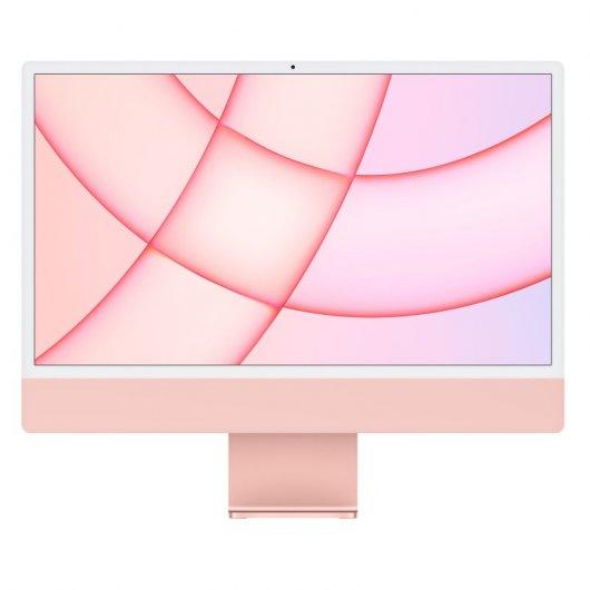 Apple iMac Apple M1 8GB 512GB SSD 24' 4.5K Retina Rosa