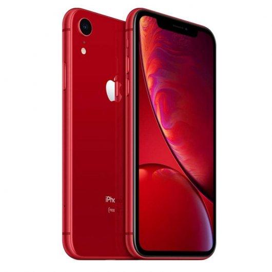 Apple iPhone XR 128GB Rojo - MH7N3QL/A