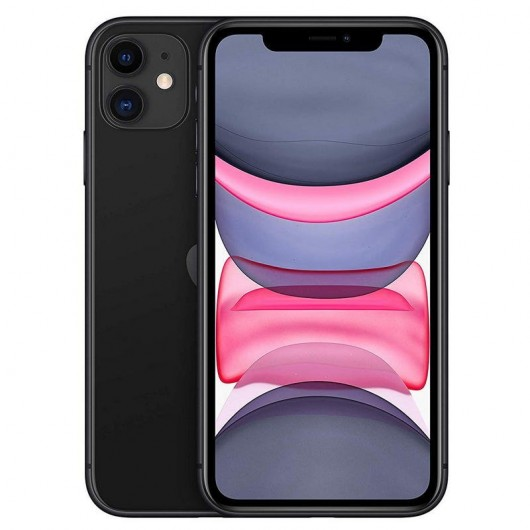 Apple iPhone 11 64 GB Negro
