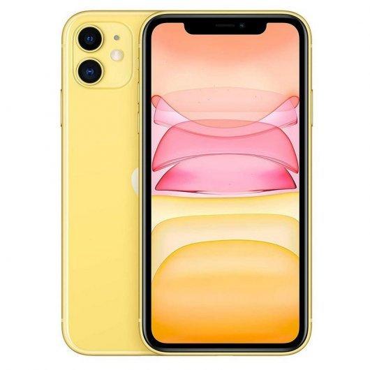 Apple iPhone 11 64 GB Amarillo - MHDE3QL/A