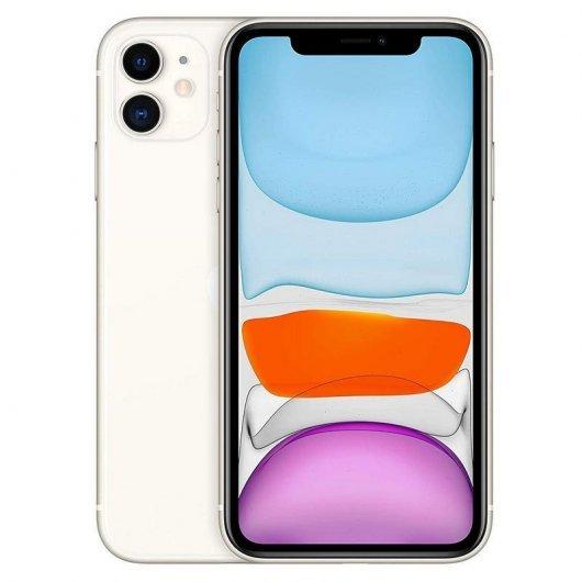 Apple iPhone 11 128 GB Blanco - MHDJ3QL/A