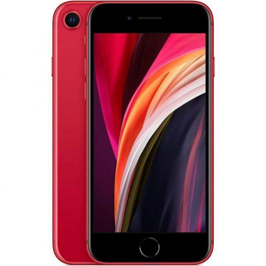 Apple iPhone SE 2020 128GB Rojo - MHGV3QL/A