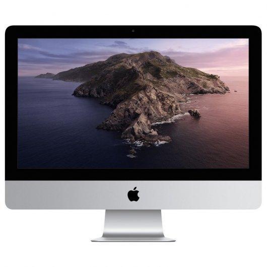 Apple iMac i5 3GHz 8GB 256GB SSD Radeon Pro 560X 4gb 21.5' 4K Retina Plata - MHK33Y/A