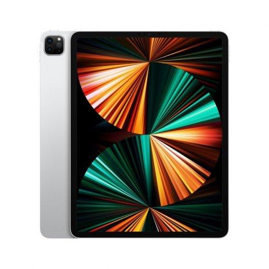 Apple iPad Pro 2021 12.9' 512GB WiFi Plata