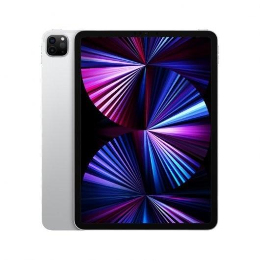 Apple iPad Pro 2021 11' 512GB WiFi Plata