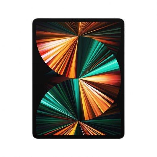 Apple iPad Pro 2021 12.9' 128GB Cellular Plata