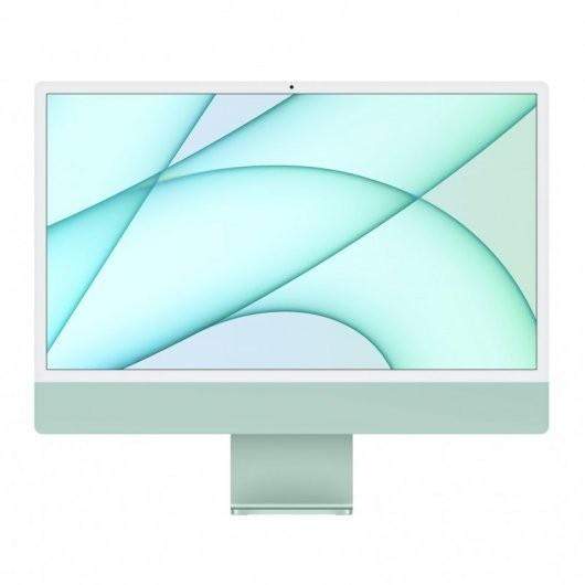 Apple iMac Apple M1 8GB 256GB SSD 24' 4.5K Retina Verde