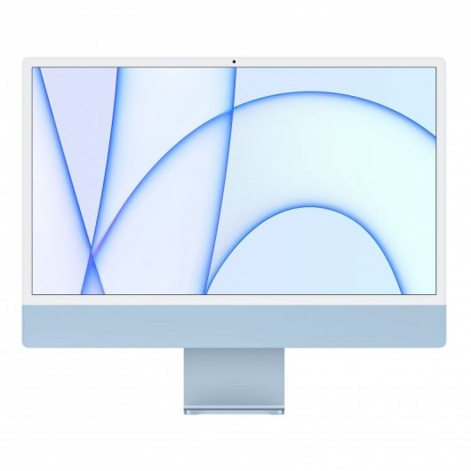 Apple iMac Apple M1 8GB 256GB SSD 24' 4.5K Retina Azul