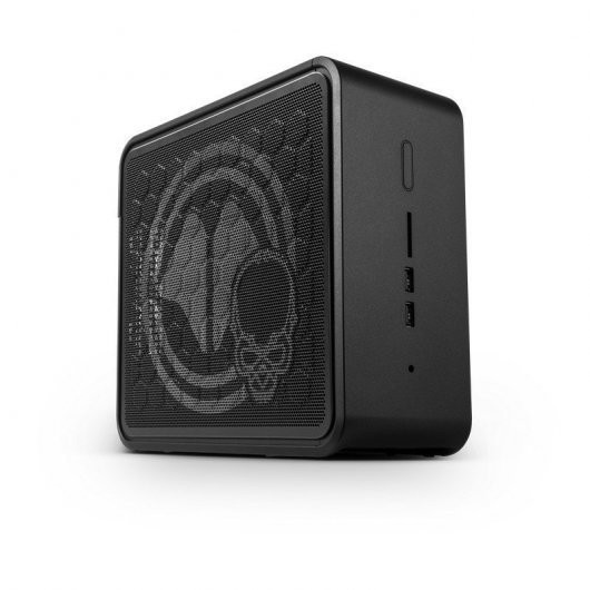 Millenium NUC 3 Lissandra i7-9750H 16GB 1TB SSD RTX2070Super w10 Negro