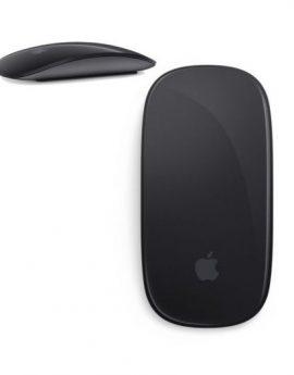 Apple Magic Mouse 2 Ratón Inalámbrico Gris Espacial - mrme2zm/a