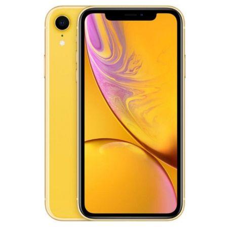 Apple iphone xr 128gb amarillo - mryf2ql/a