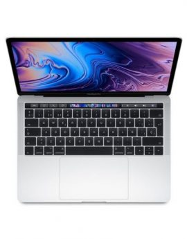 Apple macbook pro 13'  tb i5 2.4ghz/8gb/512gb - plata - mv9a2y/a