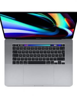 Apple Macbook Pro 16' 6core i7 2.6ghz 16GB 512GB gris espacial - MVVJ2Y/A