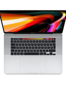Apple Macbook Pro 16' 6core i7 2.6ghz 16GB 512GB plata - MVVL2Y/A