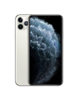 Apple iPhone 11 Pro Max 256GB plata  - mwhk2ql/a