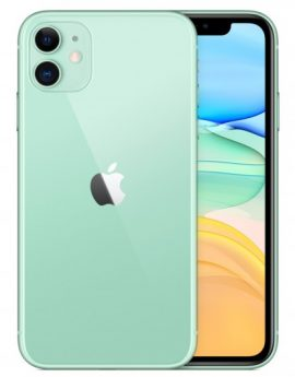 Apple iPhone 11 64GB verde - MWLY2QL/A