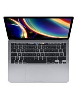 Apple MacBook Pro Intel Core i5 16GB 512GB 13.3' Gris Espacial - mwp42y/a
