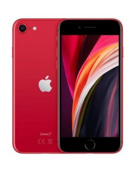 Apple iPhone SE 2020 64GB Rojo - mx9u2ql/a