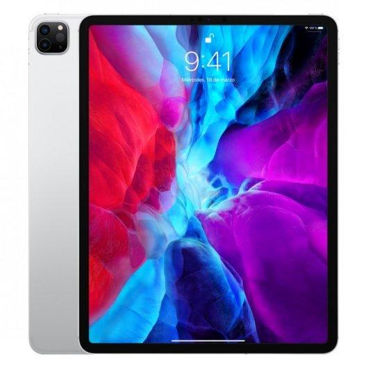 Apple iPad Pro 2020 12.9' 512GB Wifi Plata - MXAW2TY/A