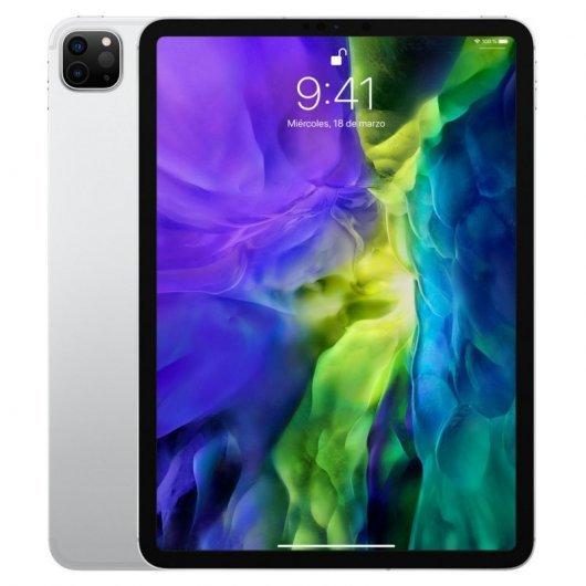 Apple iPad Pro 2020 11' 512GB Wifi + Cellular Plata - MXE72TY/A