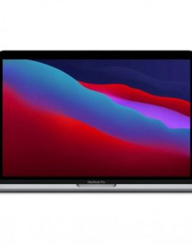 Apple MacBook Pro Apple M1 8GB 256GB SSD 13.3' Gris Espacial - MYD82Y/A