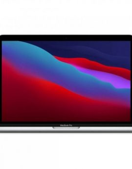 Apple MacBook Pro Apple M1 8GB 256GB SSD 13.3' Plata - MYDA2Y/A