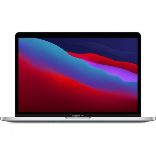 Apple MacBook Pro Apple M1 8GB 256GB SSD 13.3' Plata - MYDA2Y/A