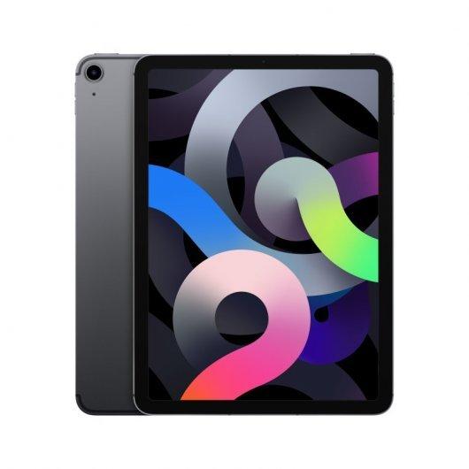Apple iPad Air 2020 10.9' 64GB Wifi + Cellular Gris Espacial - MYGW2TY/A