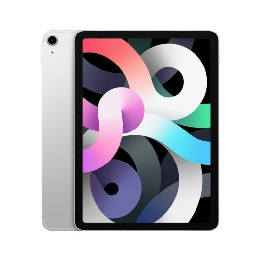 Apple iPad Air 2020 10.9' 256GB Wifi + Cellular Plata