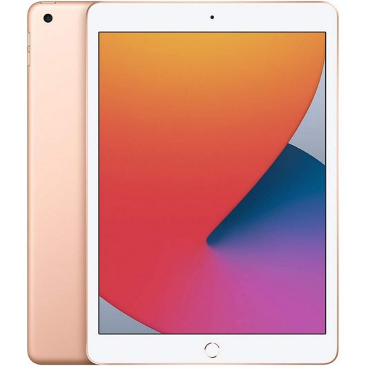 Apple iPad 2020 10.2' 32GB Wifi Dorado - MYLC2TY/A
