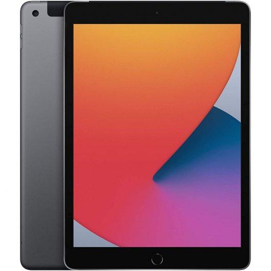 Apple iPad 2020 10.2' 32GB Wifi + Cellular Gris Espacial - MYMH2TY/A