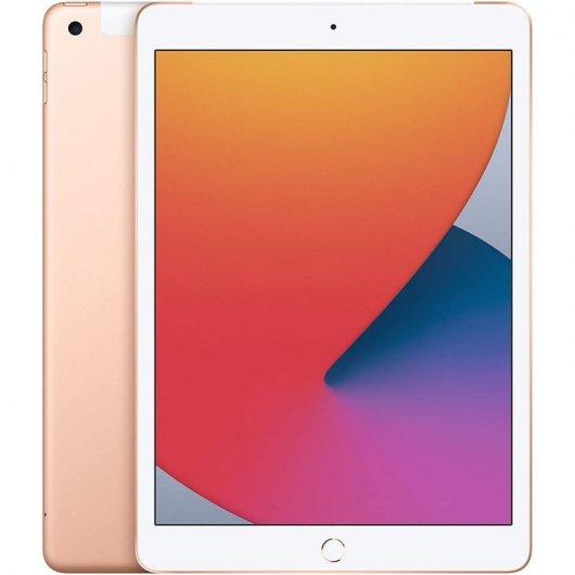 Apple iPad 2020 10.2' 32GB Wifi + Cellular Oro - MYMK2TY/A