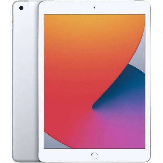 Apple iPad 2020 10.2' 128GB Wifi + Cellular Plata