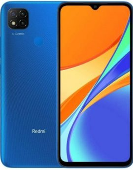 Smartphone Xiaomi Redmi 9C 3/64GB Twilight Blue - 6.53' 5/13mp - 4G Dualsim