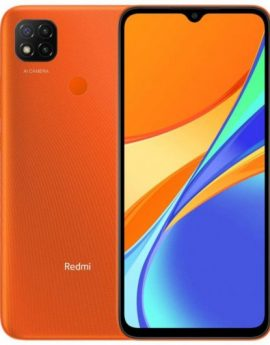 Smartphone Xiaomi Redmi 9C 3/64GB Sunrise Orange - 6.53' 5/13mp - 4G Dualsim