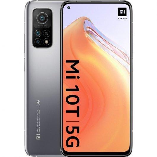 Smartphone Xiaomi Mi 10T 5G 6/128GB Plata