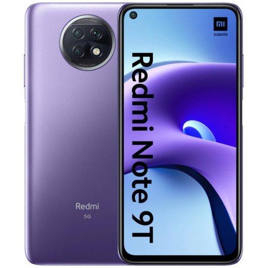 Smartphone Xiaomi Redmi Note 9T 4/64GB 6.53' 5G Daybreak Purple
