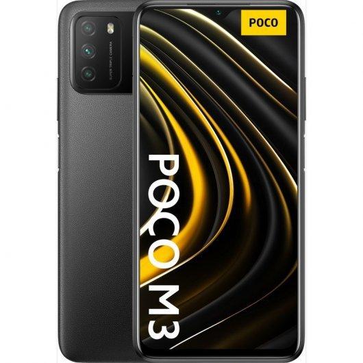 Smartphone Xiaomi PocoPhone M3 4/128GB Power Black