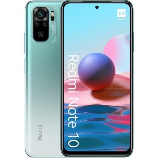 Smartphone Xiaomi Redmi Note 10 4/64GB Green Lake