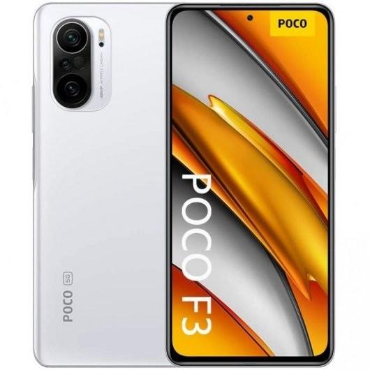 Smartphone Xiaomi PocoPhone F3 5G 8/256GB Blanco Ártico