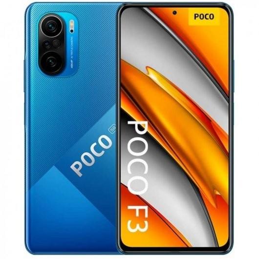 Smartphone Xiaomi PocoPhone F3 5G 6/128GB Azul