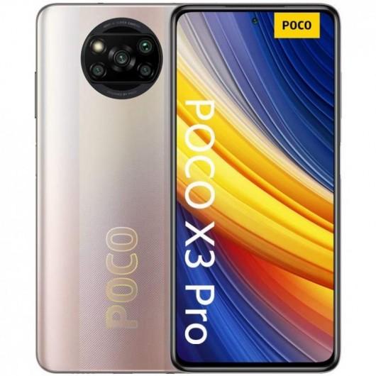Smartphone Xiaomi PocoPhone X3 Pro 8/256GB Bronce Metálico