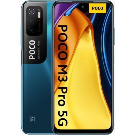 Smartphone Xiaomi POCO M3 Pro 5G 6/128GB Azul