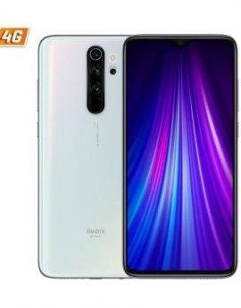Xiaomi Redmi Note 8 Pro 6/64GB blanco nácar - 6.53' cam (64+8+2+2)/20 mp 4G dual sim Bat 4500mah